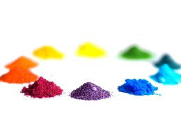 powder coating cost defined by powder coat colours