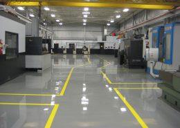 epoxy floor coating NZ industrial