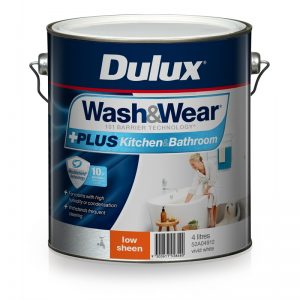 Dulux Wash and Wear for bathroom paint NZ