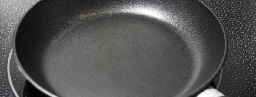 Frying pan with teflon coating NZ