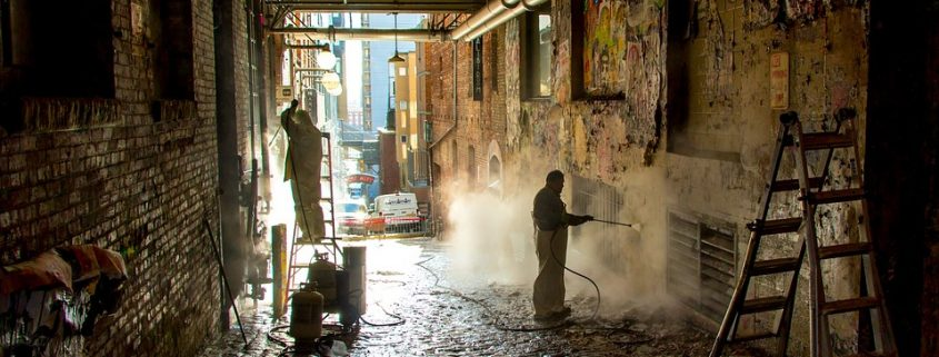 Graffiti Removal Auckland