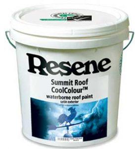 Resene Summit Roof Paint New Zealand